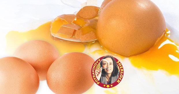 Test čerstvých vajec: Barvu žloutku míchají výrobci v koutku!