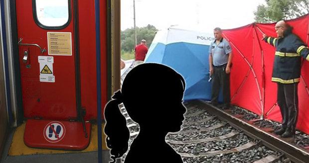 Smrt Barborky (†2) ve vlaku: Dveře jsem zavřel, tvrdí poslední cestující