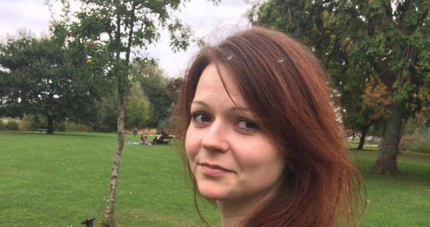 Otrávená dcera exšpiona Skripala se dočká návštěvy z Ruska? Londýn to zvažuje
