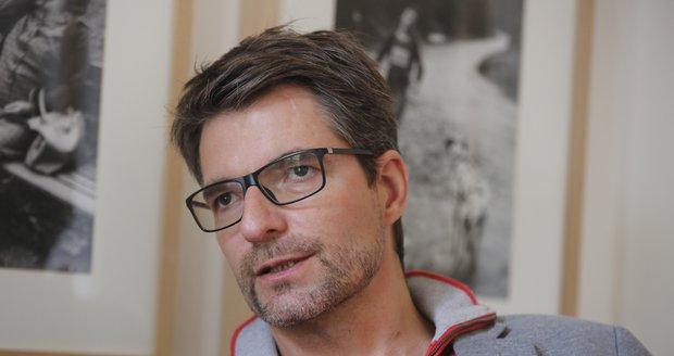 Michal Jančařík.