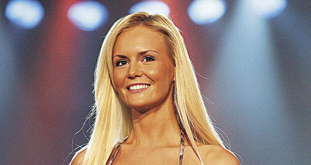 Česká Miss 2007 Lucie Hadašová