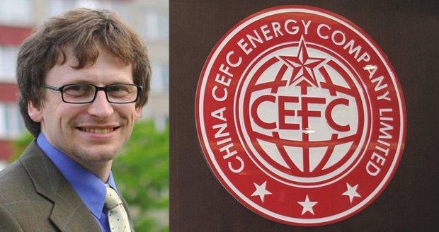 Případ CEFC: Čínský stát mění pravidla, chce jiné investice, řekl Blesku sinolog Hudeček