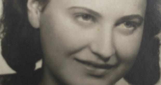 Eva Mosnáková: Za války ji jako Židovku skrývali Němci, jednoho si pak vzala