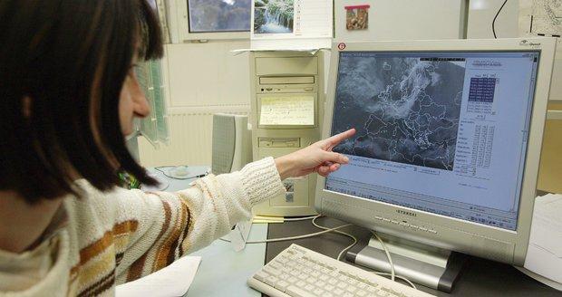 Přijďte se podívat za meteorology na den otevřených dveří (ilustrační foto).
