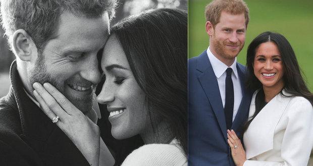 ebe0d4e4f15 Tajemství snubního prstenu pro Meghan  Harry dodrží stoletou tradici ...