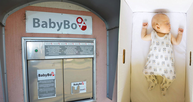 V babyboxu v Karviné našli skoro pětikilového chlapečka: Dostal jméno Pavel