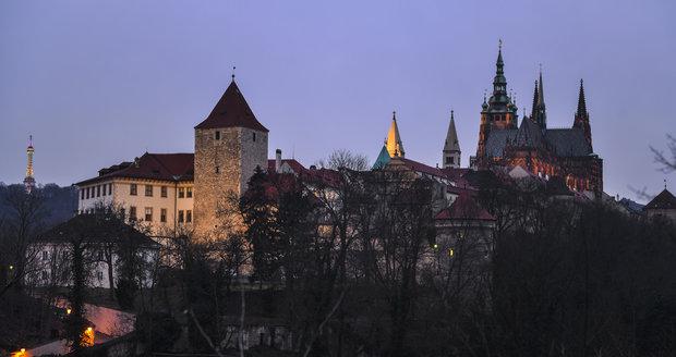 Pražský hrad se otevře návštěvníkům.