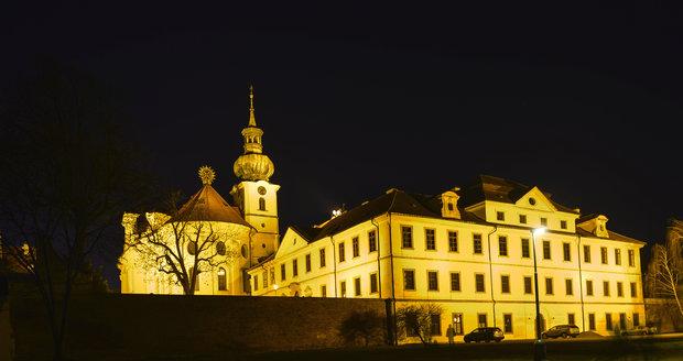 Nejstarší mužský klášter na území České republiky bychom našli na Břevnově.
