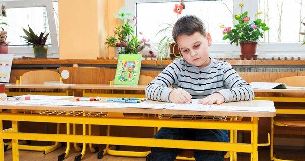V šeberovské ZŠ V Ladech se 1. dubna schyluje ke dni otevřených dveří, který předchází zápisům do prvních tříd. (ilustrační foto)