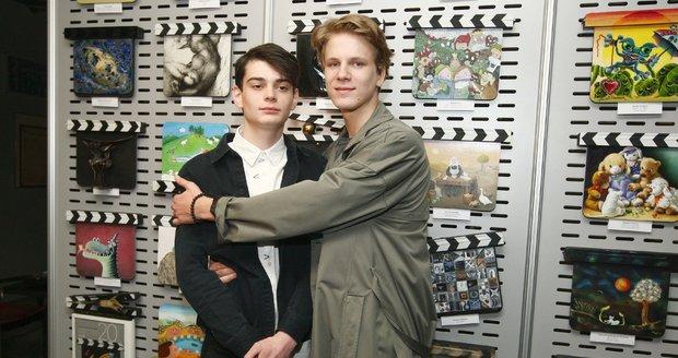 Mladí herci