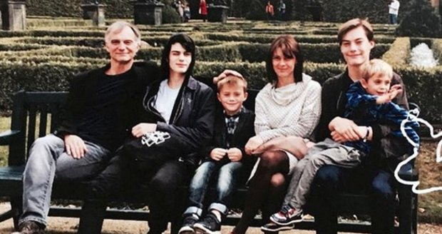 Rodina Trojanových