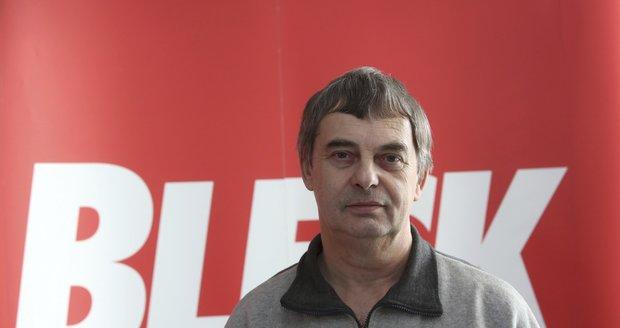 Ing. Otto Šmarda, inspektor ze Státního úřadu inspekce práce