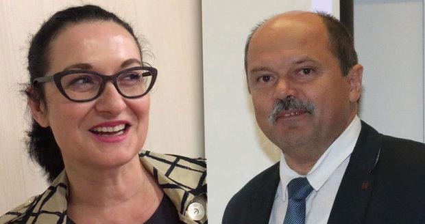 Čejková promluvila o smlouvě na 180 tisíc. Ministr se bránil vyhazovy