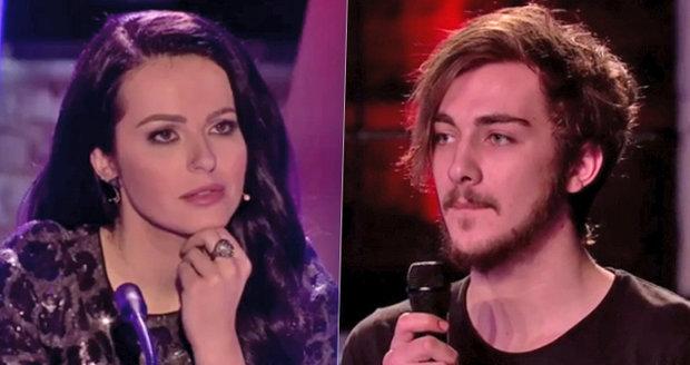 Ponížený zpěvák ze SuperStar zvažuje žalobu na Katarínu Knechtovou za  urážku. 2792a7cb9a8