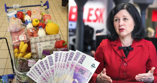 """Jourová """"zaklekne"""" na firmy, které podvádějí Čechy: Obří pokuty, žaloby a odškodné"""