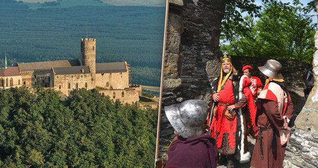 Bezděz je právem nazýván králem mezi hrady.