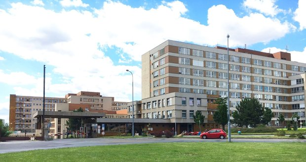 Fakultní nemocnice v Plzni.