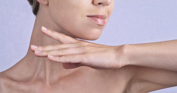 Problémy se štítnou žlázou mají více příznaků