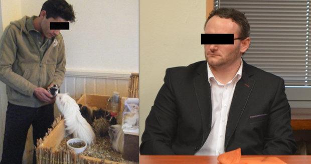 Petr B. za vraždu Roma v Chomutově dostal 12,5 roku: Vraždil s rozmyslem, rozhodl soud