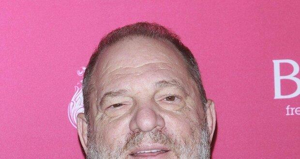 Producent Harvey Weinstein