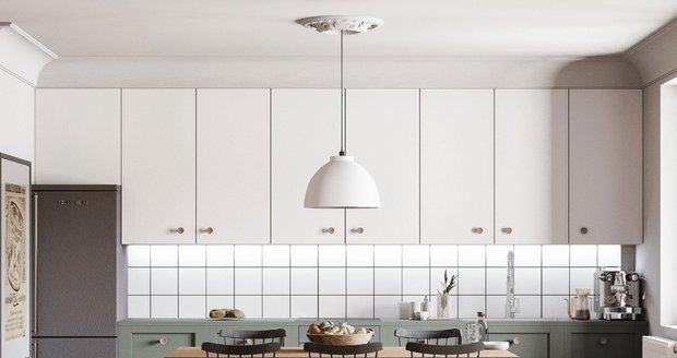 Minimalistický apartmán v Minsku zdobí neutrální barvy a sofistikovaný design
