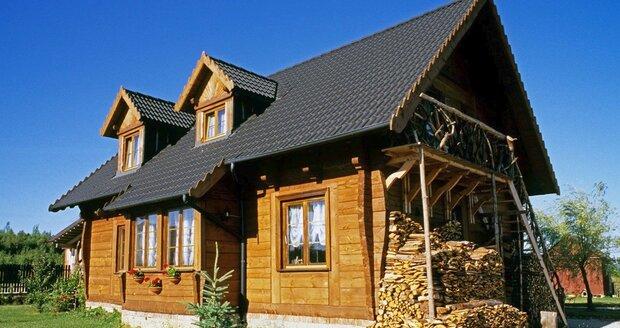 Vlhkostí bývají nejvíc zasaženy podzemní části domu - základy, suterén a sokl