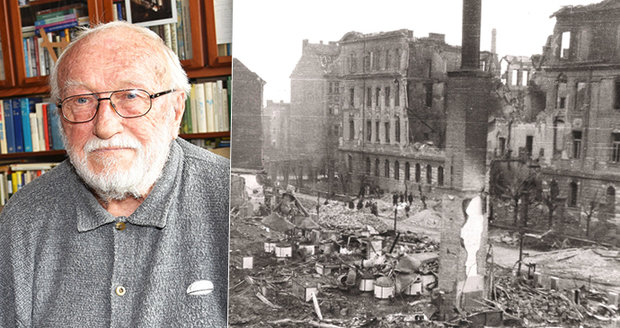 Válečné výročí: V dubnu 1945 rozbombardovali Plzeň Britové a Američané