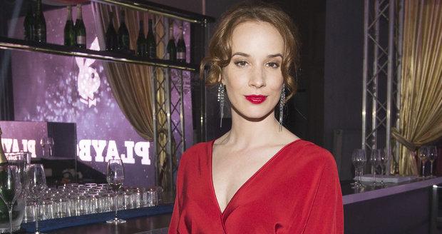 Tatiana Pauhofová během natáčení filmu Po čem muži touží