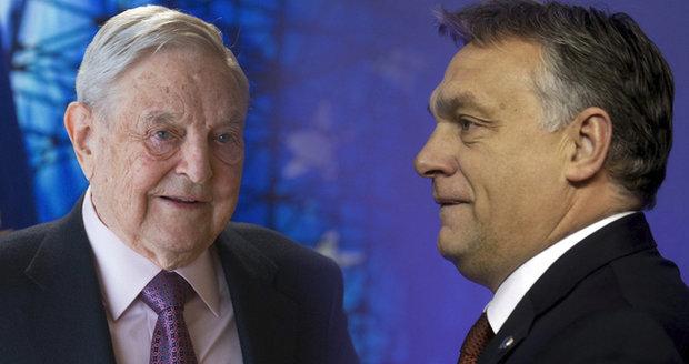 Miliardář Soros utíká se svou nadací před Orbánem. Stěhuje ji do Berlína