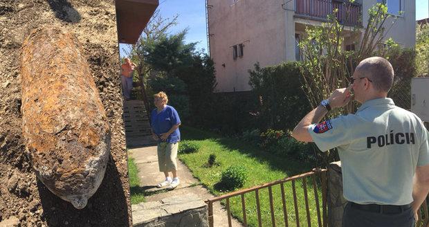 Největší nález bomb v historii Slovenska: Policie zahájila evakuaci osob