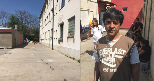 Ubytovna hrůzy v Židenicích končí: Stovku obyvatel vyhodil majitel »na dlažbu«, zachránilo je město