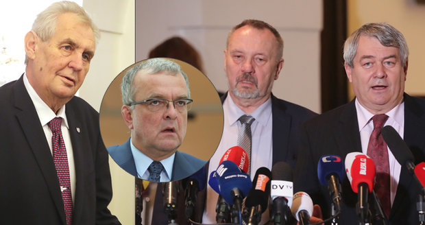 """Kalousek: """"Zeman je s komunisty jedna ruka."""" A hádal se, zda chtěl sám s KSČM vládnout"""
