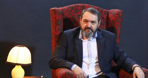 Josef Kokta (60), manžel Ornelly
