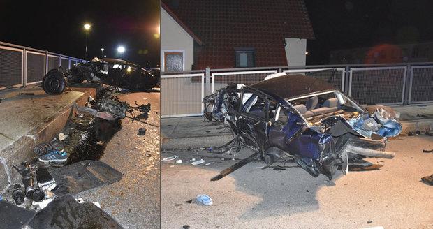 Při nehodě v bavorském městečku zemřel Čech (†25): Tachometr se zastavil na 160 km/h