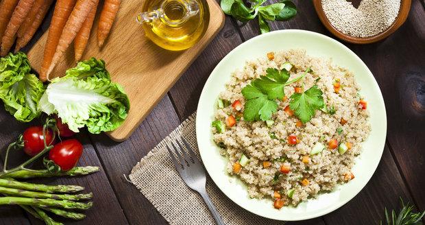 Chutná vám quinoa nebo ne?