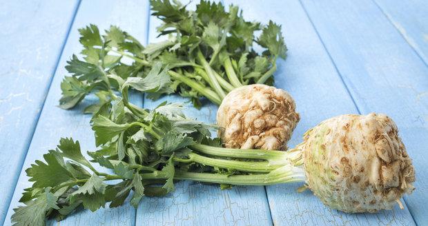 Bez bulvového celeru by se česká kuchyně neobešla.