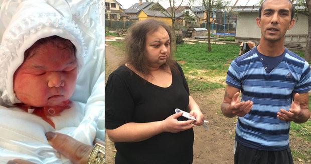 Holčičce při porodu utrhli hlavičku. Když šel otec podat trestní oznámení na policii, čekal ho šok