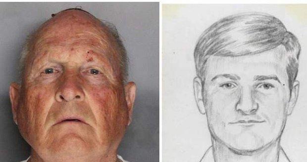Po 50 letech dopadli sériového vraha?! Zabijáka z Kalifornie prý usvědčuje DNA