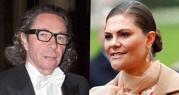 """Švédskou princeznu osahával """"chlípník"""", tvrdí svědci. Královská rodina mlčí"""