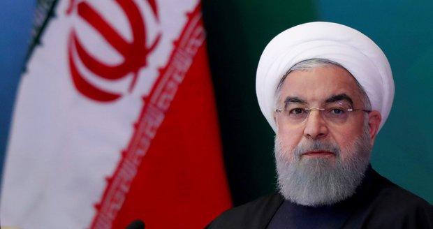 Zrušte sankce, pak můžeme jednat. Írán si klade podmínky pro schůzku s Trumpem