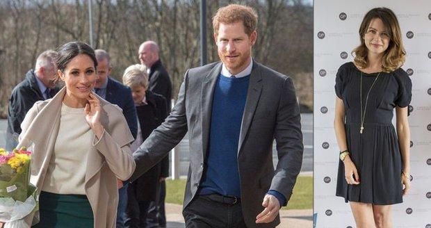 Princ Harry musí před svatbou shodit. Pomáhá mu Češka, která zachránila i hvězdu Top Gearu
