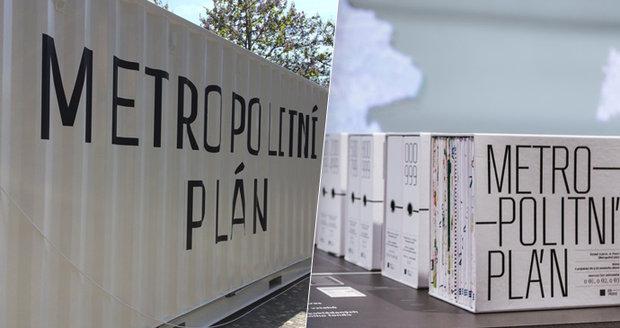 Magistrát se zaobírá podněty k Metropolitnímu plánu. Nasčítalo se jich na tisíce. (ilustrační foto)