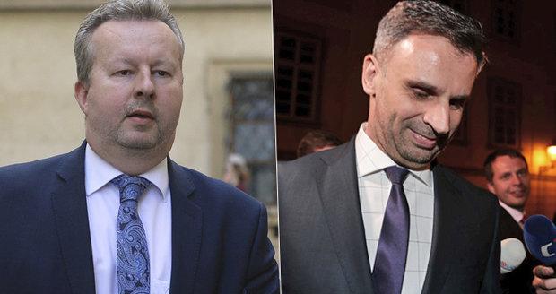 Brabec a Zimola ladí novou vládu po mobilu. Co chce prosadit ANO a co ČSSD?