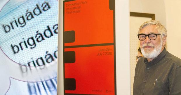 Možnosti brigády na Mezinárodním filmovém festivalu v Karlových Varech.