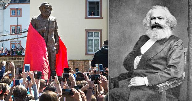 """Odsuzoval kapitalisty, vzýval revoluci. Před smrtí léčili Marxe i ve Varech, dnes """"slaví"""""""