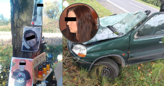 Simona (20) za volantem zabila tři kamarády: Rodinám se ani neomluvila!