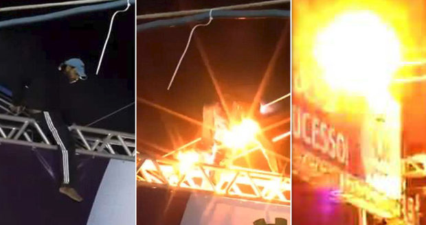 Tragédie na festivalu: Daniel (†32) vylezl na pódium, zabila ho elektřina