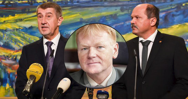 Babišův ministr v demisi vyhodil šéfa Lesů ČR. Teď se hádají o kůrovce
