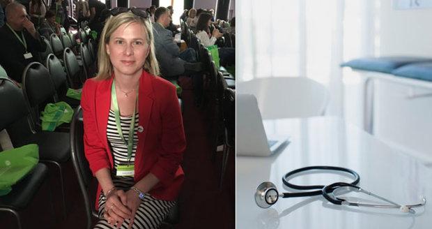 Doktorka Kateřina z maloměsta: Ordinační dobu neznám. A papírování nás ubíjí