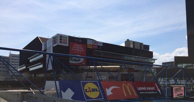 Hlavní město získalo stavební povolení na rekonstrukci terasy nad stanicí metra C Budějovická..
